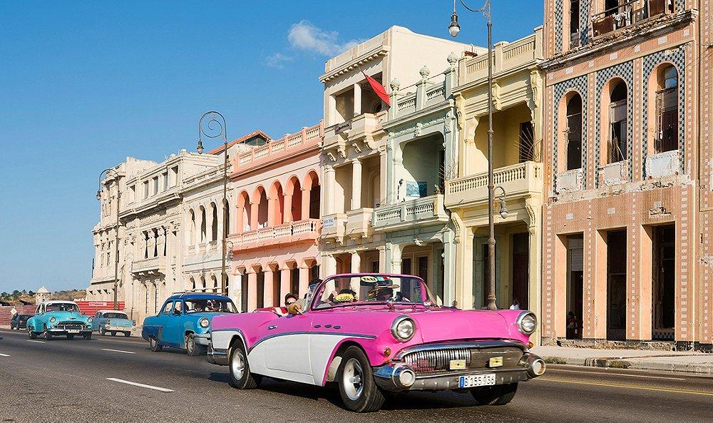 Безопасность на Кубе