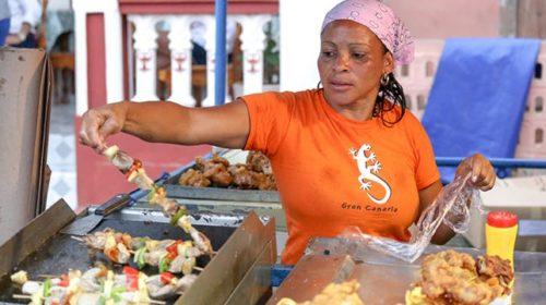 Цены на еду на Кубе