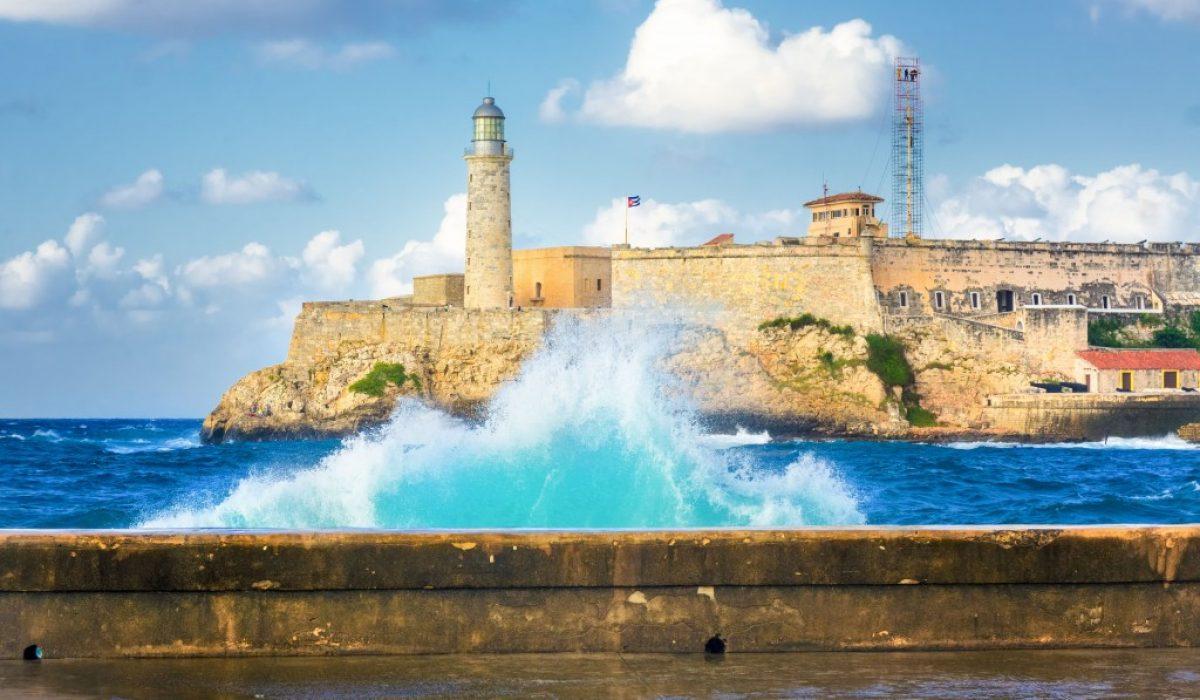 Волны на Кубе