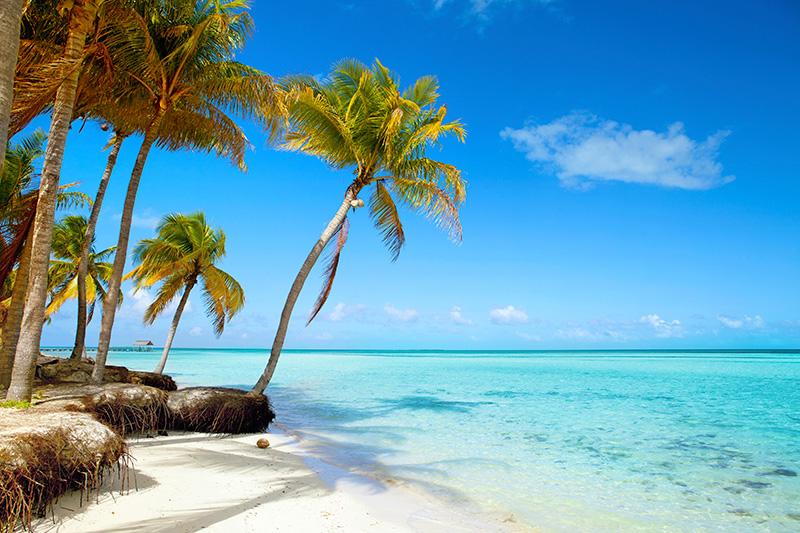 Красивые пляжи Кубы