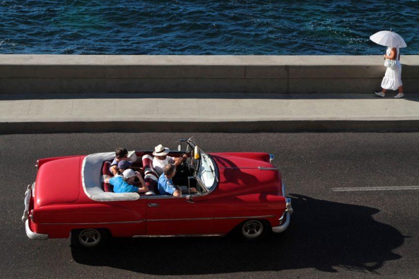Сухой сезон на Кубе
