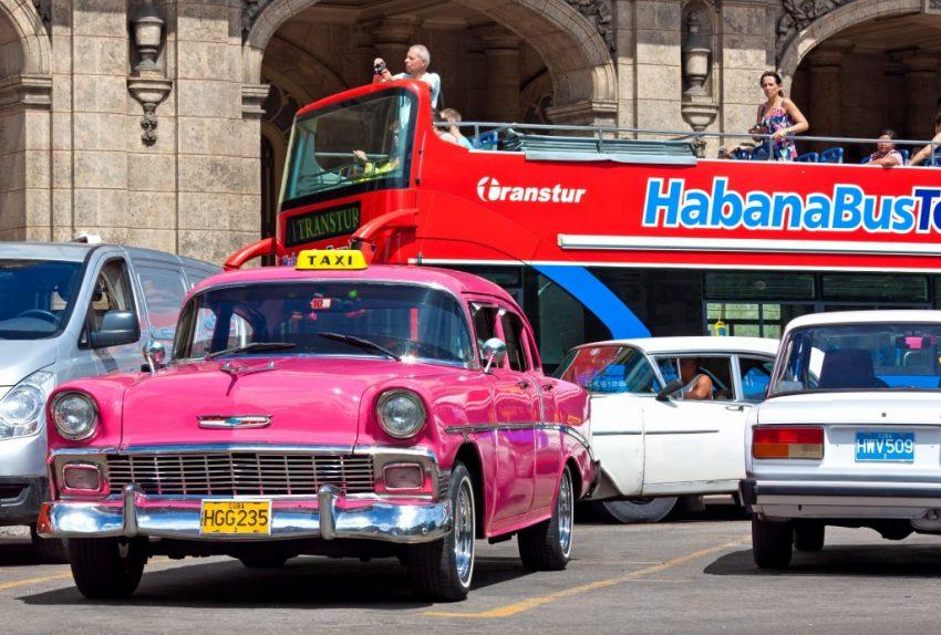 транспорт в Гаване
