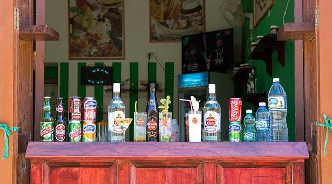Напитки и алкоголь на Кубе