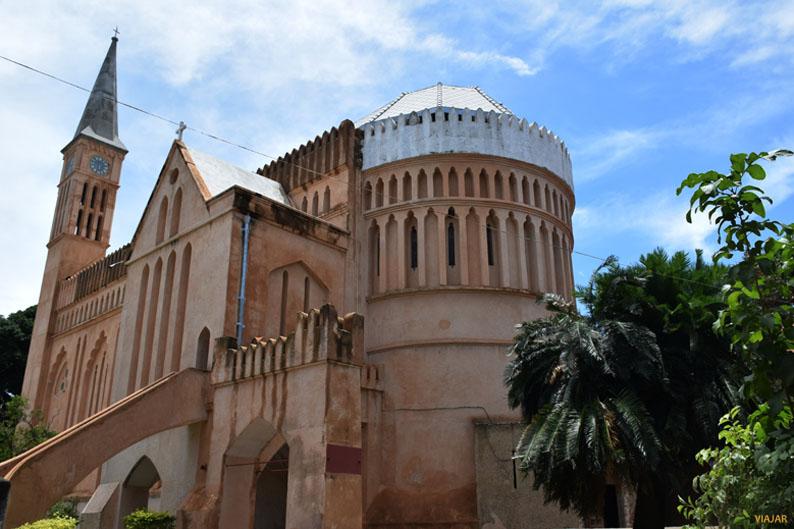 Англиканский собор на Занзибаре